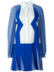 платье 'Diagonal Stripes'  Kenzo