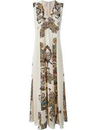 платье с орнаментом Antonio Marras