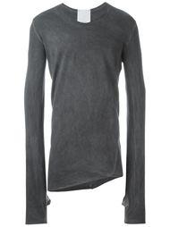свитер с асимметричным воротником Lost & Found Rooms