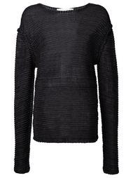 свитер открытой вязки Isabel Benenato