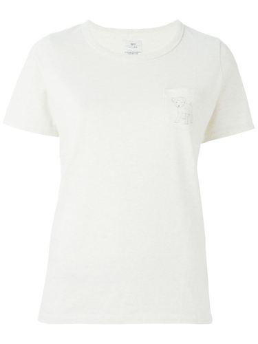 винтажная футболка Pocket Tee S/S W Doggie Visvim