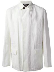 пиджак свободного кроя Hermès Vintage