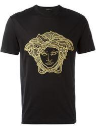 футболка с вышивкой  'Medusa Head' Versace