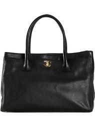 сумка-тоут 'Executive Cerf'  Chanel Vintage