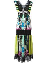 платье с принтом I'M Isola Marras