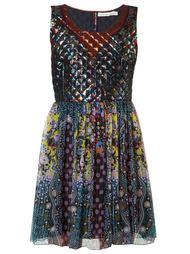 платье с принтом 'Dejour'  Mary Katrantzou