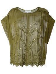 блузка 'Fiore Khaki'  Iro