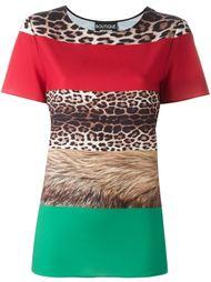 футболка с принтом Boutique Moschino