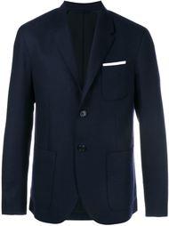 пиджак с накладными карманами Neil Barrett