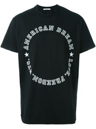 футболка 'American Dream' Givenchy