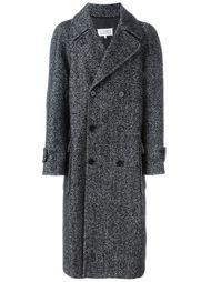 """пальто с узором """"елочкой"""" Maison Margiela"""