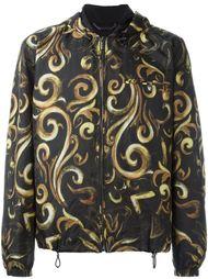 куртка с капюшоном 'Baroque' Versace