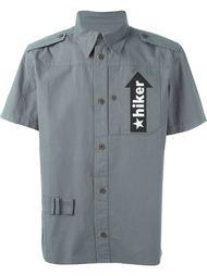 рубашка с короткими рукавами 'Hiker' Walter Van Beirendonck Vintage