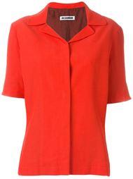 рубашка с короткими рукавами Jil Sander Vintage