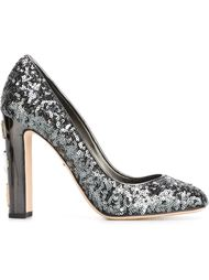 туфли с пайетками 'Vally' Dolce & Gabbana