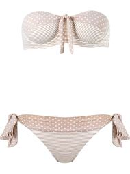 bandeau bikini set Brigitte