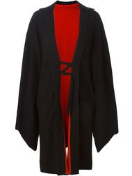 пальто в стиле кимоно Yohji Yamamoto