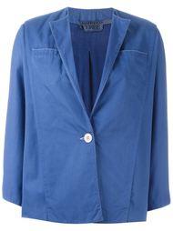 пиджак на одну пуговицу Gianfranco Ferre Vintage