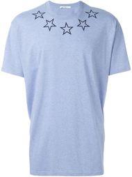 футболка с принтом звезд Givenchy