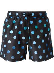 шорты для плавания в горошек Paul Smith