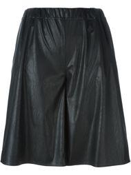 шорты по колено Mm6 Maison Margiela