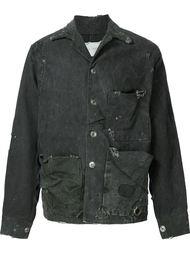 куртка с рабочем стиле  Greg Lauren