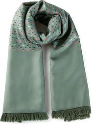 шарф 'Duck' с принтом Hermès Vintage