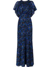платье 'Midnight Ferns'  Yigal Azrouel