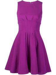 короткое платье без рукавов  Cushnie Et Ochs