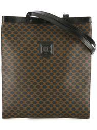 сумка с принтом Céline Vintage