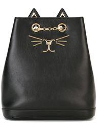 рюкзак 'Feline' Charlotte Olympia