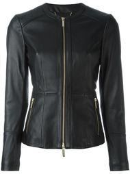 приталенная куртка на молнии Michael Michael Kors
