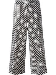 укороченные брюки-палаццо Michael Michael Kors