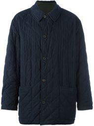 стеганая куртка Hermès Vintage