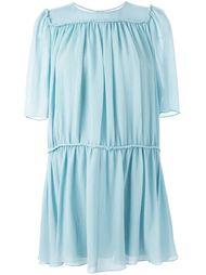 расклешенное платье  Chloé