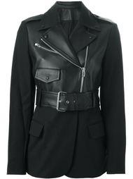 байкерская куртка Alexander Wang
