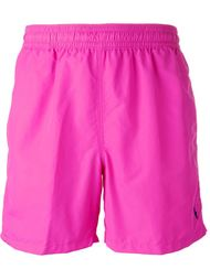 шорты для плавания с вышивкой  Polo Ralph Lauren