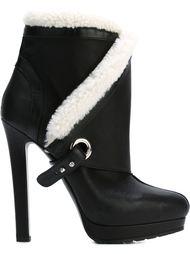 ботинки на платформе  Alexander McQueen