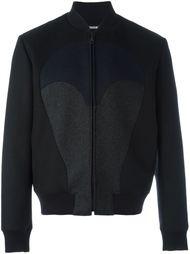 куртка-бомбер с панельным дизайном Kenzo
