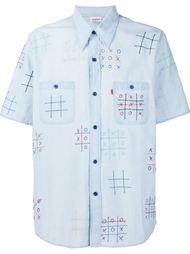 рубашка 'Noughts and crosses'  Levi's Vintage Clothing