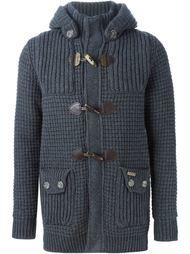 кардиган-пальто с капюшоном Bark