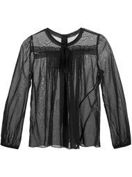 плиссированная блузка  Marc Jacobs