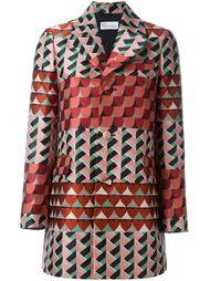 пальто с принтом  Red Valentino