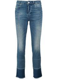 джинсы с необработанными краями   Anine Bing