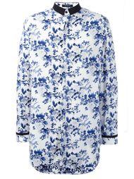 рубашка с цветочным принтом Unconditional