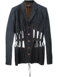 джинсовый жакет Jean Paul Gaultier Vintage
