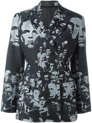 блейзер с вышивкой Jean Paul Gaultier Vintage