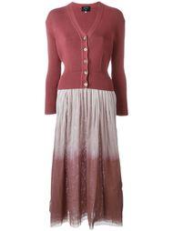 многослойное платье Jean Paul Gaultier Vintage