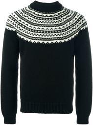вязаный свитер  Saint Laurent