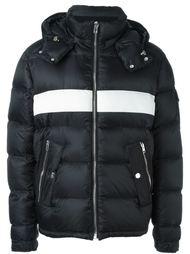 куртка с контрастными полосками   Givenchy